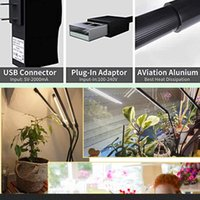 Imitation solar light cob lead grow lights plant growth lamp 5v single double three four clip indoor vegetable full spectrum LED hydroponic cultivation