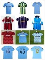 الرجعية الكلاسيكية 1972 1989 1998 1998 1998 2000 2011 2012 مدينة لكرة القدم الفانيلة Haaland Dzeko Silva Tevez Kun Agüero Kompany Toure Yaya Balotelli 11/12 كرة القدم قميص S-2XL
