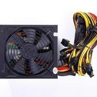 RTX3080 Alimentation ATX 1600W 1800W 2000W MININGPSU 90 Fiche PSU Mining BTC Machine Supports 6 / 8GPU Carte graphique