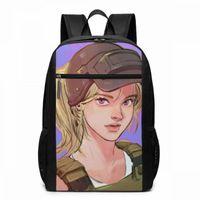 Backpack Games Pubg Level 3 Helmet Girl Art Backpacks High Quality Trendy Bag Man - Woman Student Multi Purpose School Bags