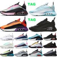 Дизайнер 2090 кроссовки для мужчин женщин чистая платина oreo фотон пыль утка камуфляж черный белый мужской тренер спортивные кроссовки размер 36-45