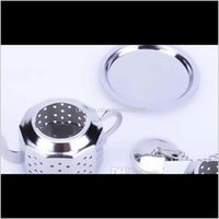 Coffee Tools Super Симпатичные и полезные 304 Нержавеющая Сталь Ширы Чайник Чайник Чайник Инфузерный Фильтр Инструмент Оптовая продажа ZJ3IQ VMRAD