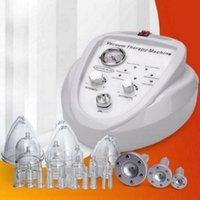 HotSale Products Butt Levantamiento de la terapia de vacío 32 tazas / vacío Terapia de succión de la ventosa Máquina de agrandamiento de las nalgas en la ampliación