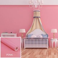 Decorative Film PVC Self Adhesive Wall Paper Furniture Renovation Stickers Kitchen Cabinet Waterproof Wallpaper Wallpapers
