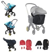 Baby Stroller Accessories For Doona Car Seat Rain Cover Change Washing Kits Sunshade Storage Bag Mosquito Net Mum Travel Bag Foot