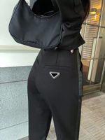 Kadınlar eşofman altı İnce Stil İçin Lady Casual Pantolon Trouse Ve Şort Bottoms outwears Yüksek Bel Spor Capris ile Mektupları Leopar Baskılı