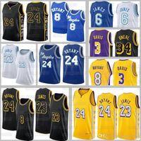 Lebron 23 6 James Jerseys Bryant Los Mens Anthony 3 Davis Talen 5 Horton-Tucker 4 Caruso 34 O'Neal 0 Kuzma Angeles كرة السلة