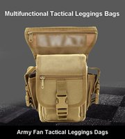 Pacchetti in vita tactical tattici multifunzionali