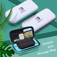 Estuche para Nintendo Switch Lite Console Boddle Funda protectora Caja protectora Llevar la bolsa de almacenamiento Interruptor Lite Pochette Juego Accesorio 210421