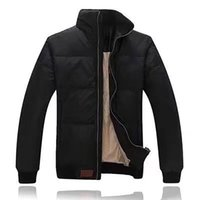 Men's Down & Parkas Small Horse Male High Quality Jacket Autumn Winter Coat Casual Hooded Clothing Detachable Part Length