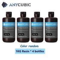 Anycubic Impressora 3D Resina 405NM Resina UV Kits SLA LCD Resina sensível à UV Materiais de impressão 3D para FOTON / Photon S / Photon Mono