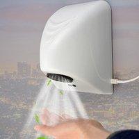 Haushaltsbad Trockner Hand Trocknung Maschine Badezimmer Hotel Smart Automatische Infrarotsensor Hände Trocknungen Trocknungen Trocknungen Trockner