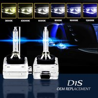 2x D1S 35W Headlight Bulbs HID 85410 For AUDI BMW MERCEDES Replacement Lamps