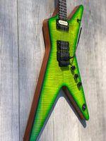 Guitarra eléctrica de alta calidad, Dimebag, Slime, Guitarras OEM