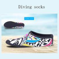 Sports Socks Men Women Beach Swimming Water Sport Anti Slip Shoes Yoga Fitness Dance Swim Surfing Diving Underwater For Kids