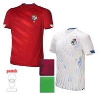 2021 Panamá Futebol Jerseys Home Michael Murillo 2122 Camisetas Eric Davis Alberto Quintero Aníbal Godoy Gabriel