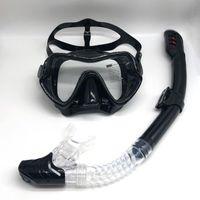 Diving Masks Mask Snorkel Snorkeling Professional Sambo Set Adult Full Dry Glasses Underwater Swim Equipment
