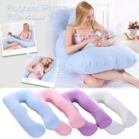 Pillow Ushaped Large Pregnancy Pillows Comfortable Maternity Belt Body Women Pregnant Side Sleepers Cushion Latest