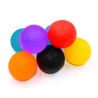 Agarre de mano huevo agarre bola dedo entrenador gimnasio gimnasio hogar equipo ejercicio empuñadura carpal expansor fuerza recuperación muscular 1365 Z2