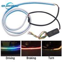 Impermeabile LED Auto Light Light Tail Tronco Tailgate Strip Lights Freno per il segnale di direzione Tipo di flusso 2021 Strisce