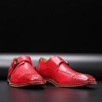 بنين أحذية جلدية أطفال أحذية رسمية للحزب حفل زفاف أسود براءات الاختراع الجلود الدانتيل متابعة أشار أصابع الأداء أكسفورد 21-36