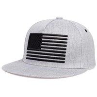 2020 оттенок Высокое качество США флаг камуфляж бейсболка для мужчин Snapback Hat армейский американский флаг бейсбольная кепка кость дальнобойщик горас