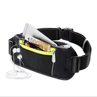 Outdoor sports fanny pack accessories bag waterproof close-fitting fanny pack