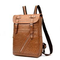 HBP Leisure Backpack Ashi Fashion Bag Mens Backpacks Travel Tide Carte Street Europe and America Semplice School Trend Computer Borse 2021