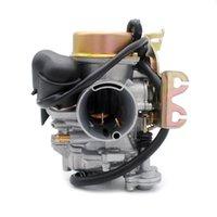 30mm Karbüratör Carb Kebe Yedek Motosiklet Tüm Scooter ATV için GY6 150-250cc 150cc 200cc 250cc Motor Yakıt Sistemi