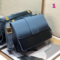 7 color high end 24cm Evening Bags women Luxurys Designers handbags Quality Ladies Chain Shoulder Bag Patent Leather Crossbody Purse