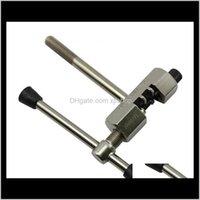 Outils Vélo Rivet Tool Tool Splitter Pin Retirez Remplacer le disjoncteur de la chaîne de vélo H210702 96IMC HKPRH