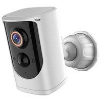 Wireless Eken Paso 1080pwifi IP كاميرا IP65 ماء الأمن المنزلية مع لوحة للطاقة الشمسية بطارية قابلة للشحن اتجاهين الصوت التحكم عن بعد