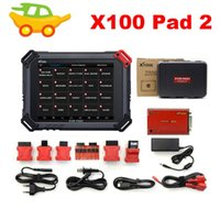 Diagnostiska verktyg 100% Original XTool X100 PAD2 Specialfunktioner Uppdatera version av PAD Bättre än X300 Pro3 Auto Key Programmerare 2