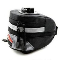 Cycling Bags Carrying Mountain Bike Quick Release Bicycle Tail Outdoor Storage Pouch Wear Resistant Rear Under Seat