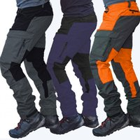 Men's Pants Cargo For Men Sports Trainning Jogger Clothing Casual Straight Mens Trousers With 3 Colors