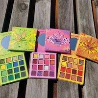 أعلى البائع Coco Urban Beauty Makeup Eye Shadow Girl Scout، Purple Haze، البرتقالي البوب 16 اللون ماتي بريق لامع عينيه لوحة