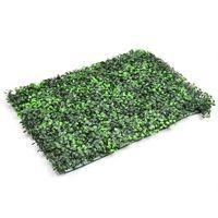 المصطوم الاصطناعي اللبلاب ليف البلاستيك حديقة العشب العشب 60 * 40 سنتيمتر مصغرة حزب الديكور جدار خلفية الزخرفية الزخرفية