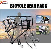 """20 """"29 pulgadas para bicicletas de equipaje de la bicicleta de doble capa Aleación ajustable Portador de bicicletas Batería eléctrica Acceso trasero Coche Racks"""