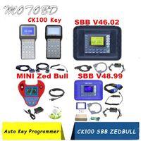 Diagnostic Tools 2 Colors SBB V48.99 V48.88 V46.02 Key Programmer Add Cars Upgrade Than V33.02 Same Function AS 100 MINI ZED BULL