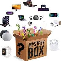 미스테리 박스 전자, 상자 무작위, 생일 깜짝 선물 호의, 성인을위한 행운, 무인 항공기, 스마트 시계 -L298