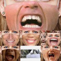 التنفس واقية الوجه قابلة لإعادة الاستخدام قناع برهان القماش جديد مضحك الفاصل الأشعة فوق البنفسجية قابل للتعديل 4dx1 مهرجان حزب ماسكا أربعة ليهو hcml