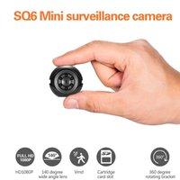 Eastvita SQ6 HD Küçük Mini Kamera Kamera 1080 P Video Sensörü Gece Görüş Kamera Micro Kameralar DVR Hareket Kaydedici