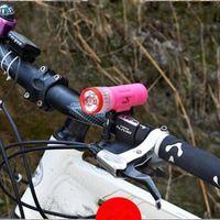 Half Aluminum Alloy motorcycle lighting colorful mountain bike bicycle motorbike headlights