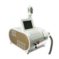 Taşınabilir IPL Epilasyon Makinesi SHR Opt Elight Cilt Gençleştirme Lazer Cihazı Güzellik Ekipmanları Salon Kullanımı için