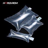 Bag tampone gonfiabile imballaggio d'aria confezione bolla cuscino cuscino involucro sacchetti d'aria cuscino d'aria bolla formato personalizzato busta borse d'aria antiurto