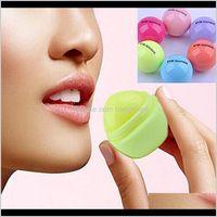 Lips Maquiagem Saúde Beleza Gota entrega 2021 Color Ball Ball Plant Criativo Bonito Geléia Ovo Lip Batom 7ral5