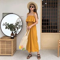 Women's Jumpsuits & Rompers Summer 2021 Wear Small Fragrance Fashion Sweet Jumpsuit Loose Large Wide Leg Pants Leisure Korean One-piece