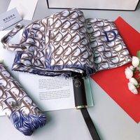 디자이너 럭셔리 큰 windproof 접는 우산 다채로운 3 접어 8Ribs 부드러운 창조적 인 선물 홈 장식 011