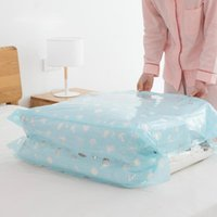 Water Bottles 65x90cm 85x100cm Vacuum Bag Organizer Storage Thickened Compression Clothes Quilt Suction Bags