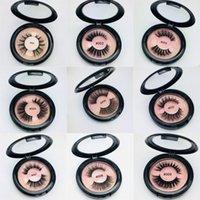 Mink Eyelashes Thick Natural Long False Eyelash 3D Mink-Lashes High Volume Soft Dramatic Eye Lashes Makeup